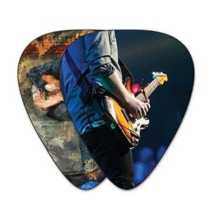Custom Guitar Picks - Double Side Print