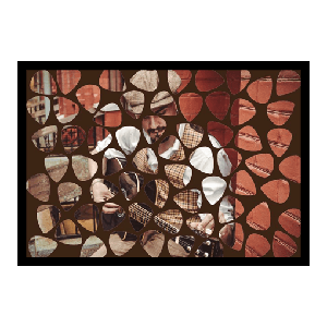 Own Guitar Picks - Plectrum Art