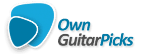 Own Guitar Pick UK - Logo