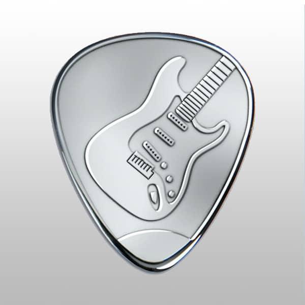 Guitar Pick Designer Online