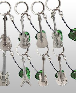Guitar Keyrings