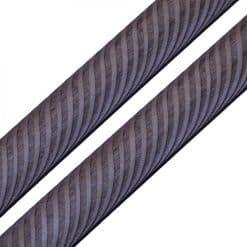 Engraved Drumsticks - Stripes