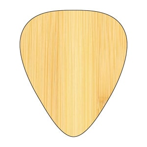 Wooden Picks - Maple