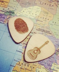 Wooden Picks - Custom engraved