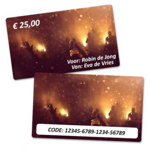 OwnGuitarPicks - Giftcard