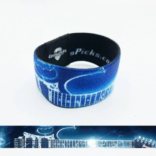 Wristband - Glow Guitar