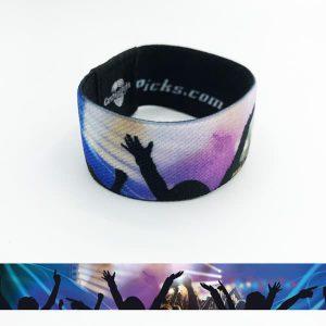 Wristband - Guitar Fans