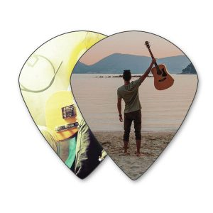 Own Guitar Picks - Jazz - Double Sided Print
