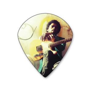 Own Guitar Picks - Jazz - One Side Print