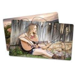 Own Guitar Picks - Custom Card Picks - 4Picks
