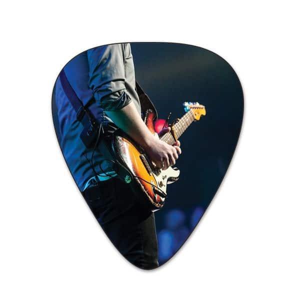 Custom Guitar Picks - Guitar Picks - One Side