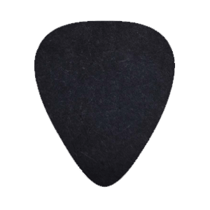 Delrin Picks - Black - Custom