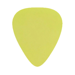 Delrin Picks - Yellow - Custom