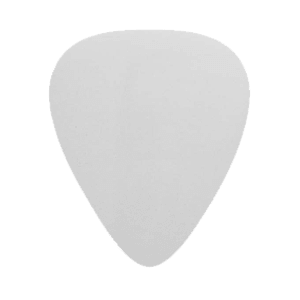 Nylon Picks - White - Custom