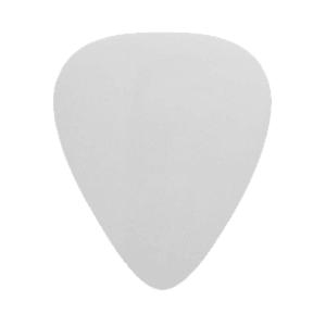 Nylon Picks - White - Custom