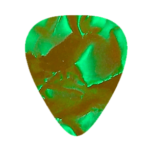 Vintage Picks - Green