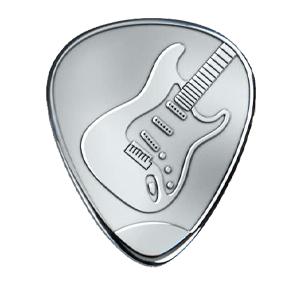 Silver Pick - Strat