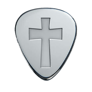 Silver Pick - Cross