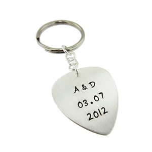 Pick Keyring - Ring