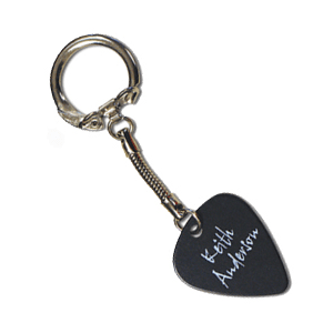 Pick Keyring - Open Close