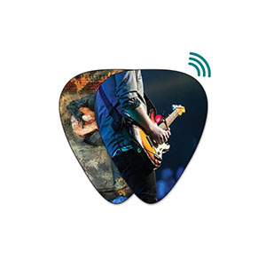 NFC Guitar Picks - Double Sided Print