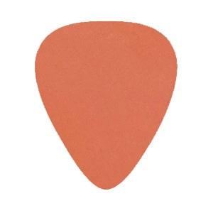 Custom Delrin Picks - Orange
